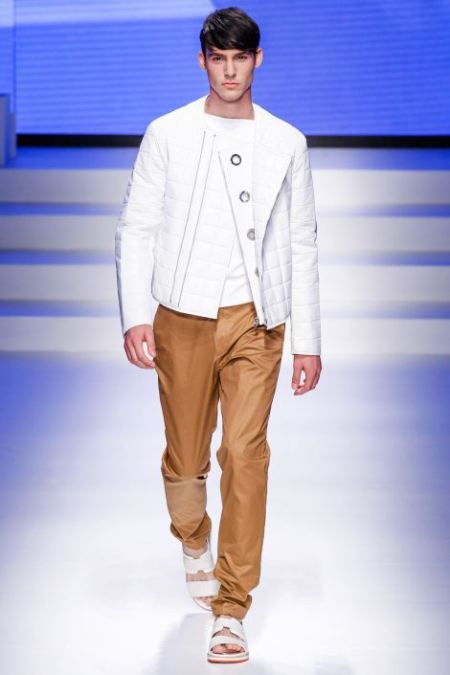 SALVATORE FERRAGAMO SPRING SUMMER 2014 MENSWEAR COLLECTION