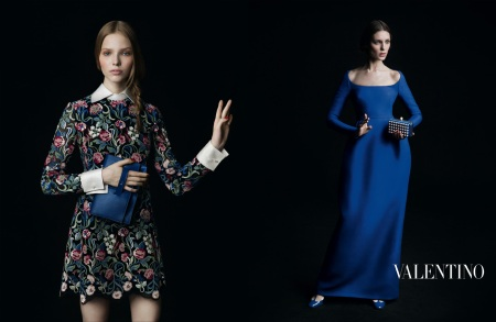 VALENTINO FALL WINTER 2014 CAMPAING (2)