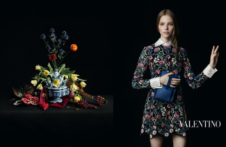 VALENTINO FALL WINTER 2014 CAMPAING (3)