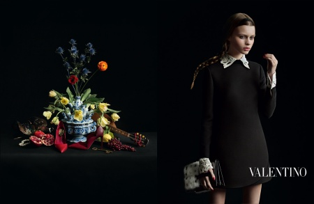 VALENTINO FALL WINTER 2014 CAMPAING (4)
