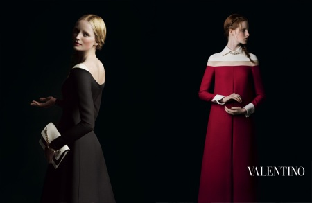 VALENTINO FALL WINTER 2014 CAMPAING (6)