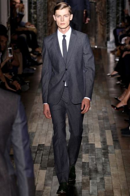 VALENTINO SPRING SUMMER 2014 MENWEAR COLLECTION (1)