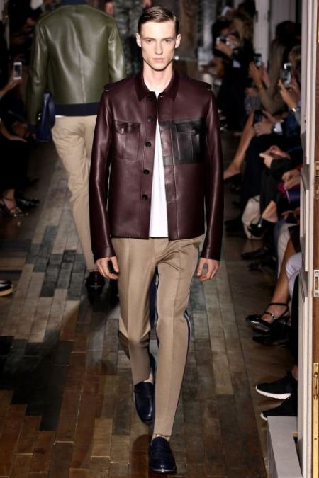 VALENTINO SPRING SUMMER 2014 MENWEAR COLLECTION (17)