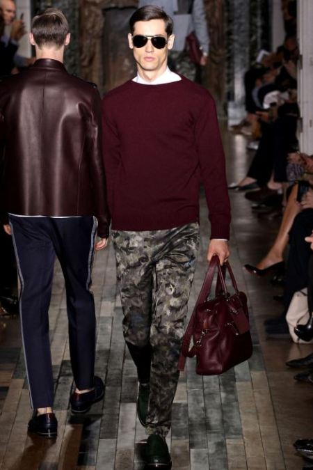 VALENTINO SPRING SUMMER 2014 MENWEAR COLLECTION (18)