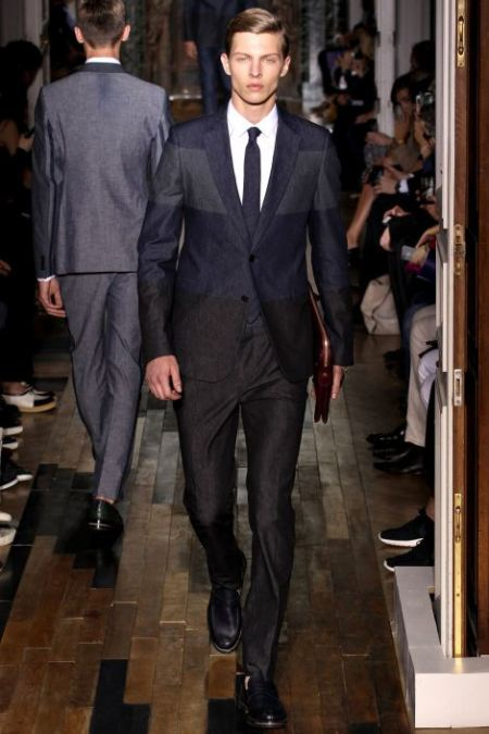 VALENTINO SPRING SUMMER 2014 MENWEAR COLLECTION (2)