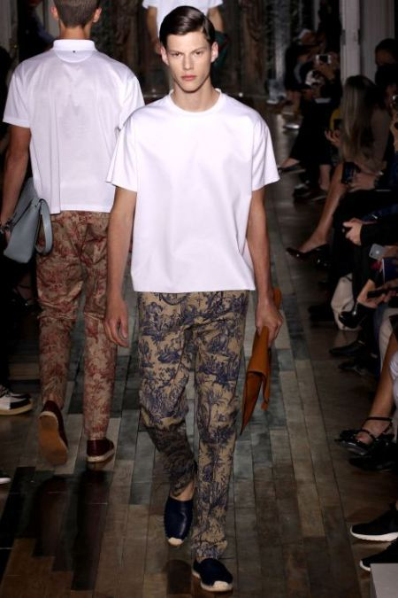 VALENTINO SPRING SUMMER 2014 MENWEAR COLLECTION (27)