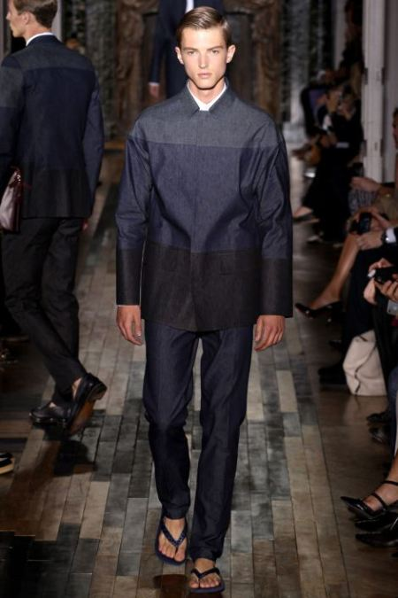 VALENTINO SPRING SUMMER 2014 MENWEAR COLLECTION (3)
