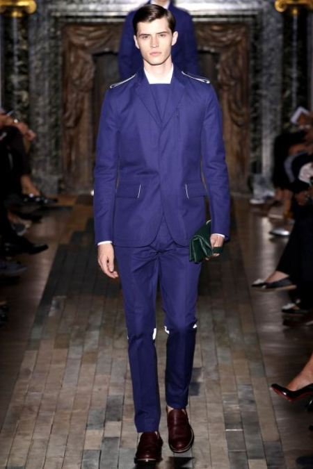 VALENTINO SPRING SUMMER 2014 MENWEAR COLLECTION (33)