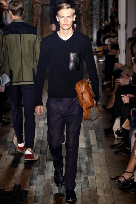 VALENTINO SPRING SUMMER 2014 MENWEAR COLLECTION (38)