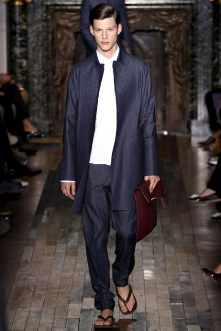 VALENTINO SPRING SUMMER 2014 MENWEAR COLLECTION (4)