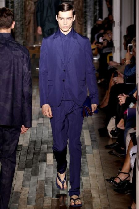 VALENTINO SPRING SUMMER 2014 MENWEAR COLLECTION (41)