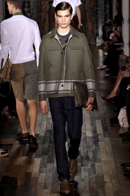VALENTINO SPRING SUMMER 2014 MENWEAR COLLECTION (8)