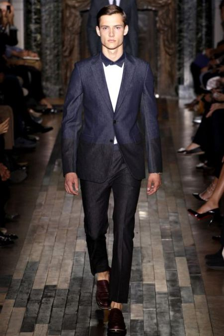 VALENTINO SPRING SUMMER 2014 MENWEAR COLLECTION