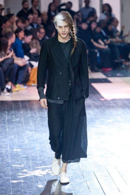 YOHJI YAMAMOTO SPRING SUMMER 2014 MENSWEAR (1)