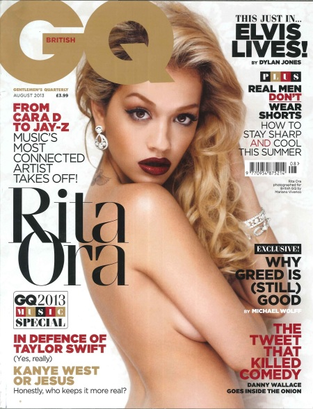 GQ MAGAZINE AUGUST 2013 RITA ORA (8)
