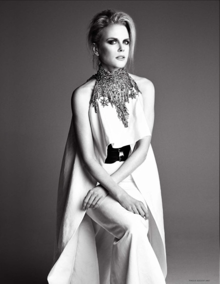 VOGUE GERMANY AUGUST 2013 NICOLE KIDMAN (1)