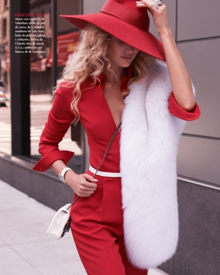 VOGUE MEXICO SEPTEMBER 2013 CANDICE SWANEPOEL (4)