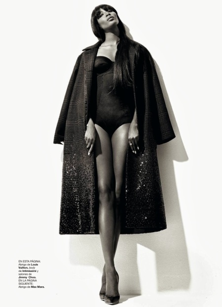 HARPER'S BAZAAR SPAIN OCTOBER 2013 NAOMI CAMPBELL (1)