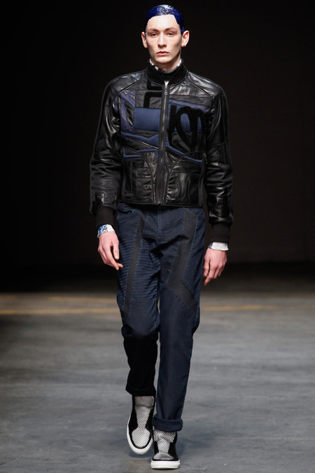 JAMES LONG FALL WINTER 2014 MENSWEAR