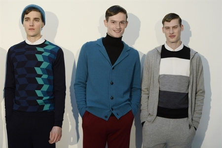 JOHN SMEDLEY FALL WINTER 2014 MEN (12)